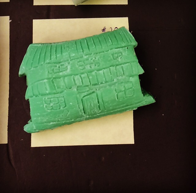 Radley House Soap Carving by Sherlocks2ndBlogger