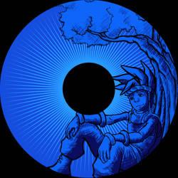 Spectrum of Mana: Chill CD Disc Art