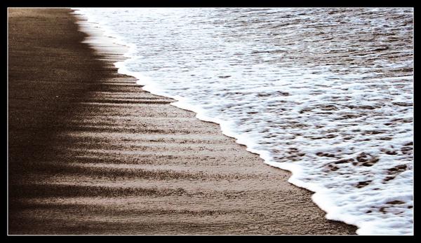les vagues by chantl