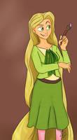 Rapunzel Finished