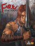 Fire Warrior Kain Poster
