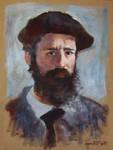 Monet Selfportrait