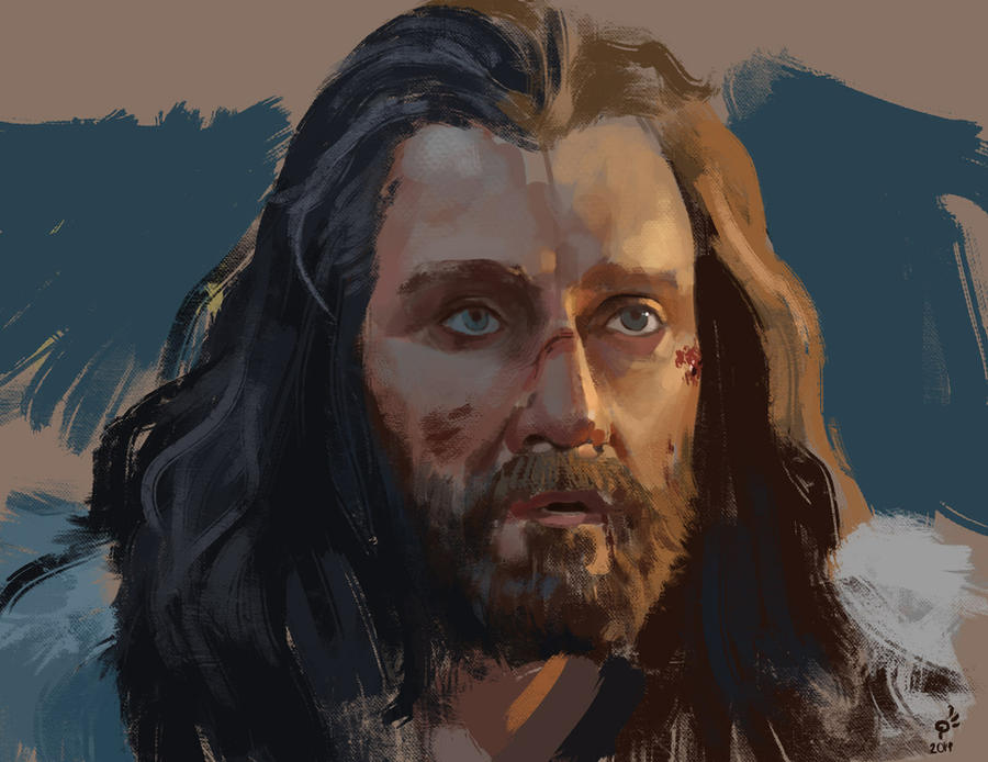 Thorin Oakenshield by DHTenshi