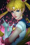 Sailor moon coloring contest!