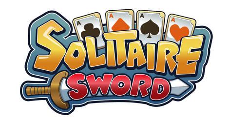 solitaire sword - logo