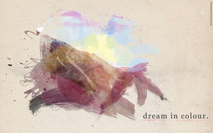 Dream in Colour by Saney