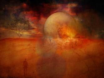 Fragile Nature Of The Universe by Saney