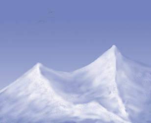 Twin Peaks by Saney