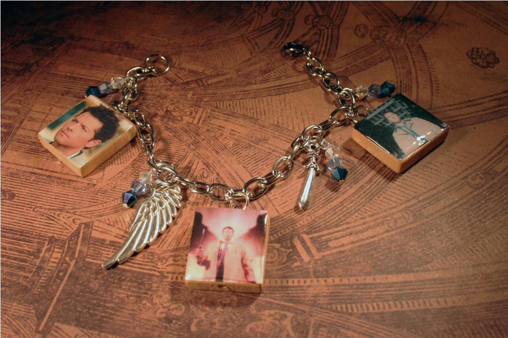Castiel Bracelet by KouranKiyo