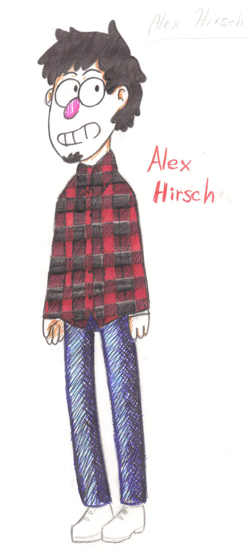 Alex hirsch by femscotland42