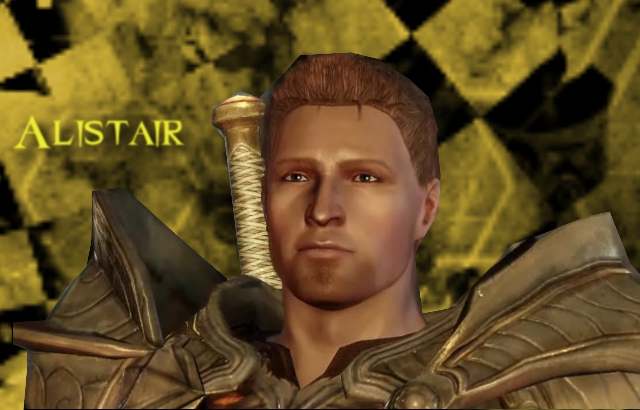 Dragon Age Alistair by ~michal4269 on deviantART