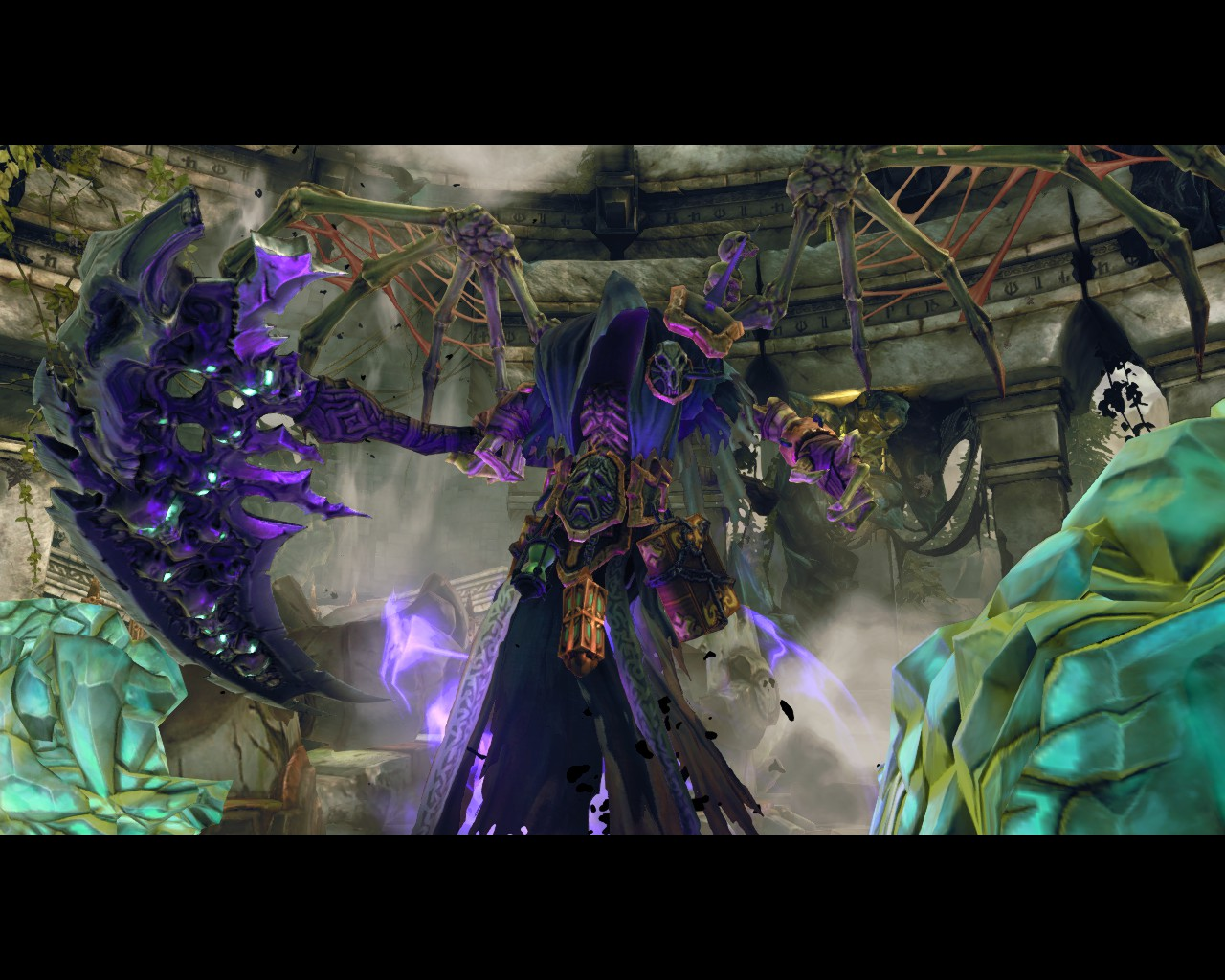 darksiders 2 reaper formmichal4269 on deviantart