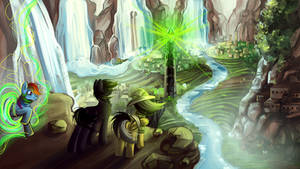 The lost city of Umbra