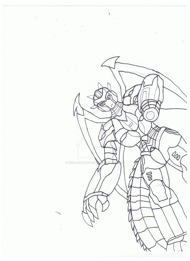ADA FULL ROBOTMODE by LEXA-Lexamus-Prime