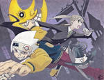 Soul Eater - Colored