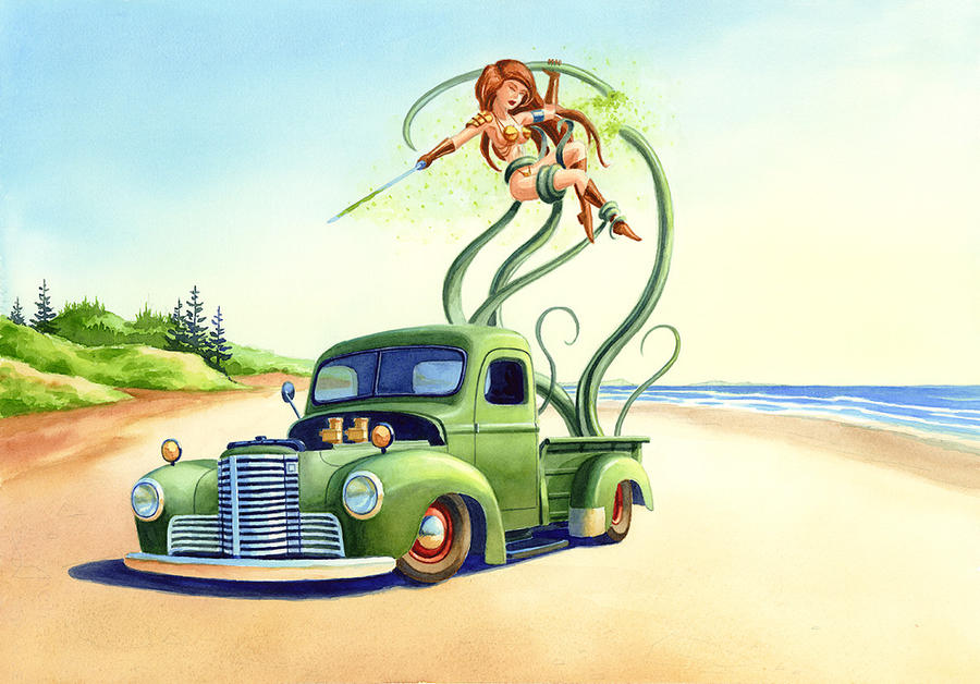 Monster Truck by Varin-maeus
