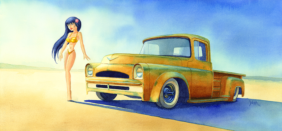 The Low Power Wagon by Varin-maeus