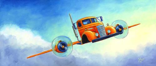 Aerial Weirdos #7 by Varin-maeus