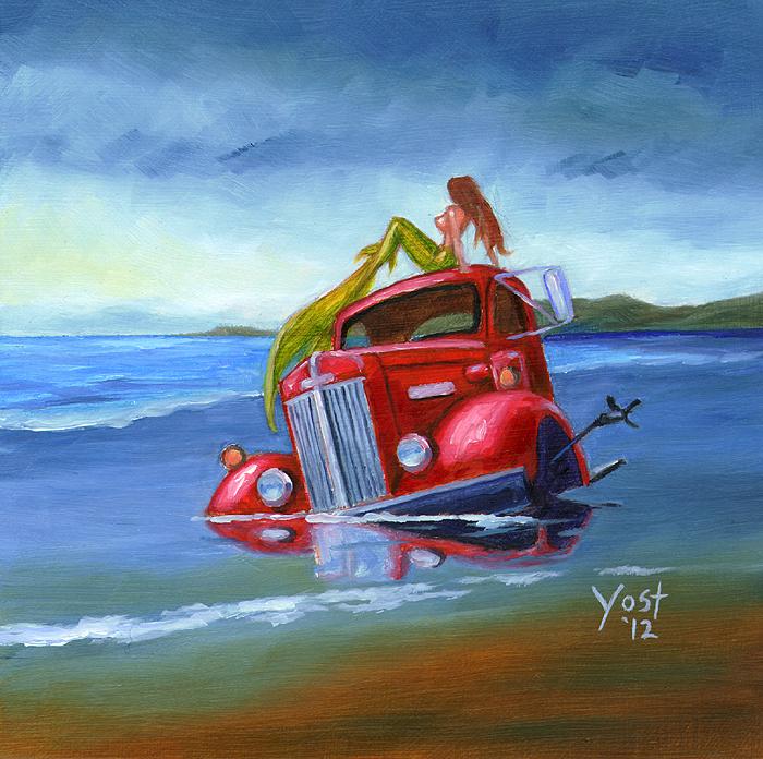 Beached Weirdos #2 by Varin-maeus