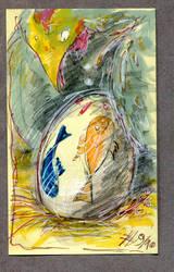 April #09 #10 EasterEgg Fishes