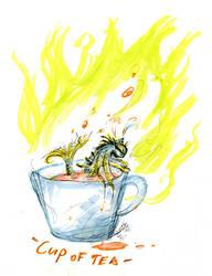 Mermay : Bath and Teatime