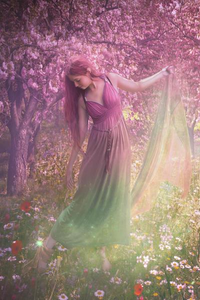 Spring Spirit by LaDeaBendata