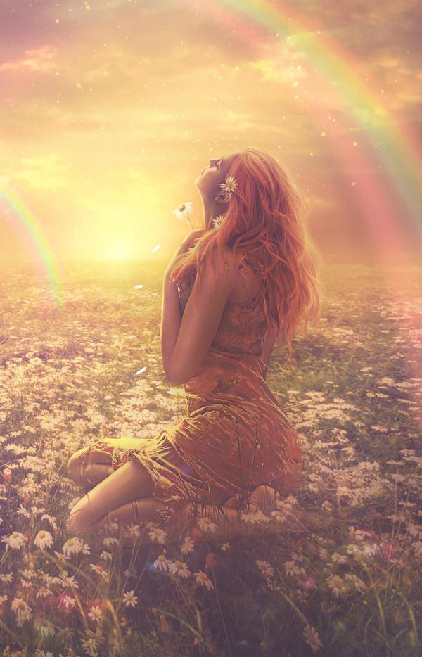 Rainbow Land by LaDeaBendata
