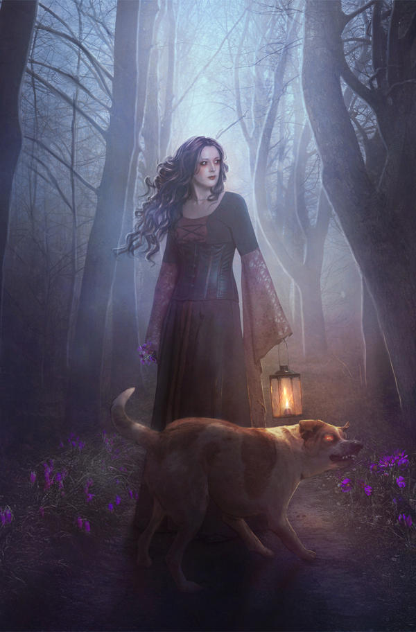 Le erbe magiche by LaDeaBendata