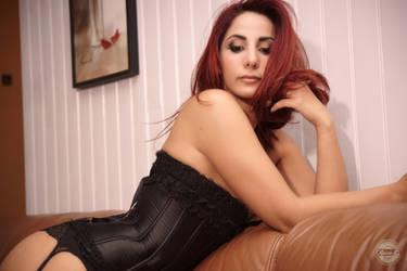Sarah LaFleur by Olivier-G
