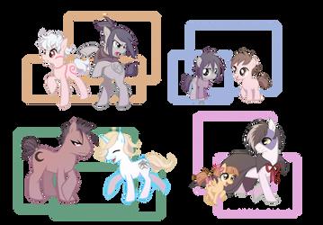 Pony anime dump by Author-chan