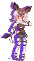 Okapi by Author-chan
