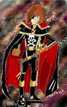 captain space harlock