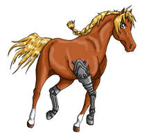 Fullmetal Equine by kiyoko