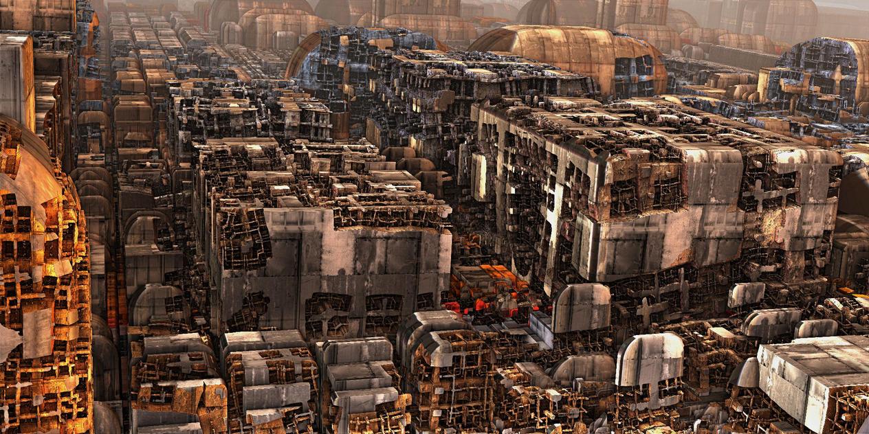 Destruction by kronpano