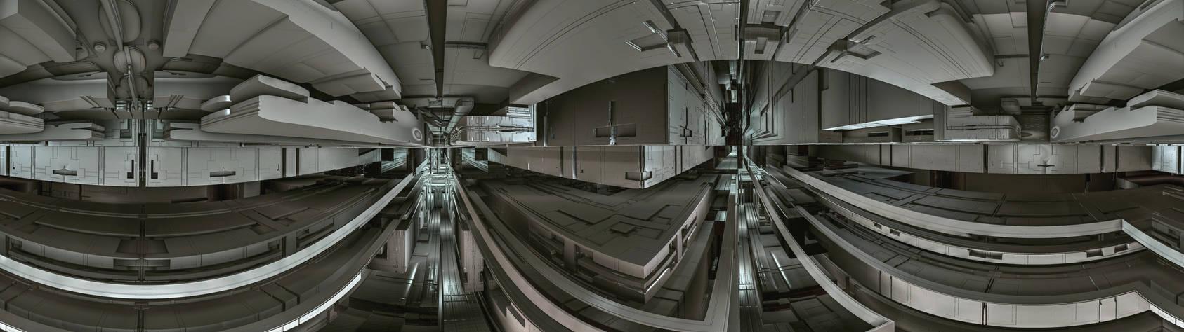 Sierp Hilbert corridor