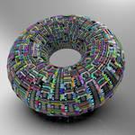 Space doughnut
