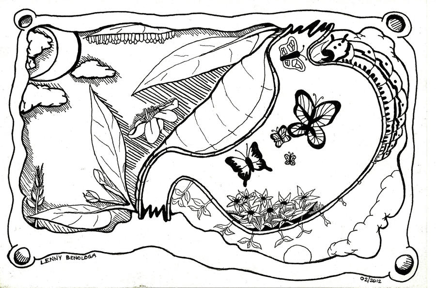Stomach Flutters by lbenologa on DeviantArt