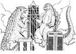 Godzilla Vs. Gorgo Promo