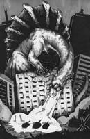 Durontus Greyscale by KillustrationStudios