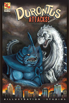 Durontus Attack Mini - Cover