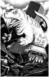 Dino Tank