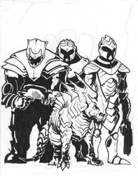 Legionnaires 2 by KillustrationStudios