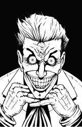 Joker Inks by KillustrationStudios