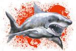 Real Life Jaws Illustration