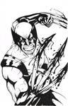 Wolverine Ink Pinup