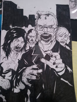 CCE Zombie Commission