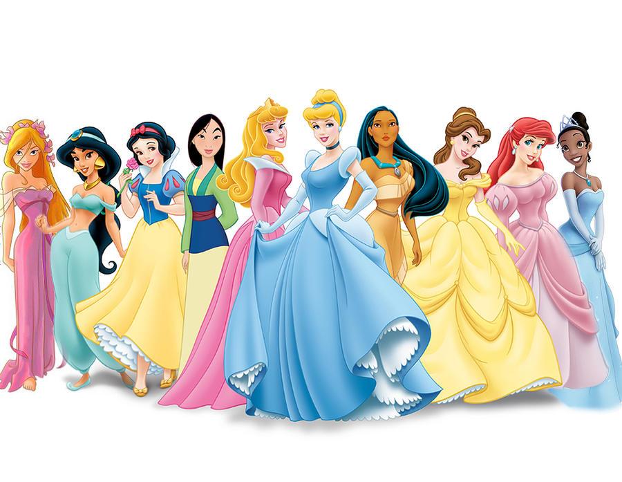 Ultimate Disney Princesses By Burikatdollz On Deviantart