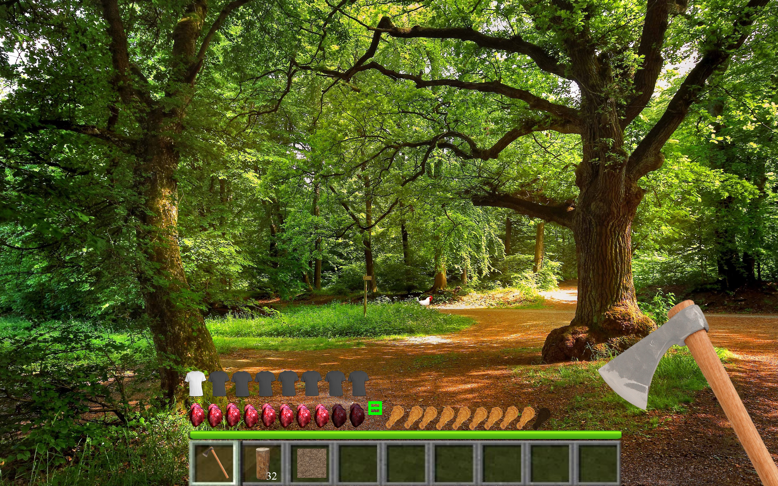 Popular Wallpaper Minecraft Real Life - minecraft_real_life_2_by_clonosaurios-d802lvw  Best Photo Reference_539760.png