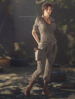 SOTTR - Lara Croft II