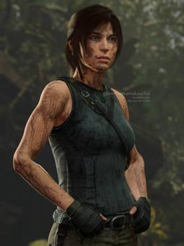 SOTTR - Lara Croft III